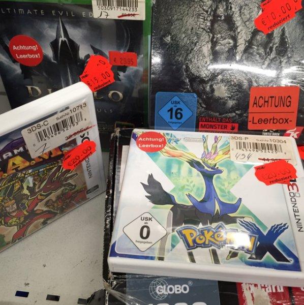 Lokal real Siegen  Diablo 3 Xbox one 15 Euro