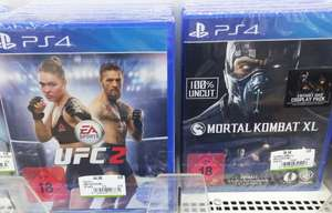 [Media Markt.de] PS4 Mortal Kombat XL