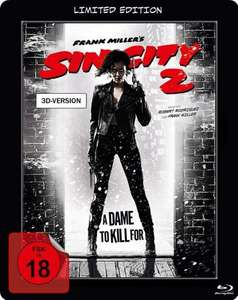 Sin City 2 - A Dame to Kill For - Blu-ray 3D / Limited Edition @Mediadealer, 11€