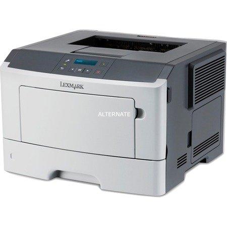 """[ZackZack] Lexmark Laserdrucker """"MS312dn"""" (33 Seiten pro Minute, 128MB Speicher, Display,  USB, LAN, Parallelport) für 74,99 €"""