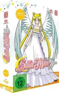 (Amazon) Sailor Moon Stars Vol.10  DVD