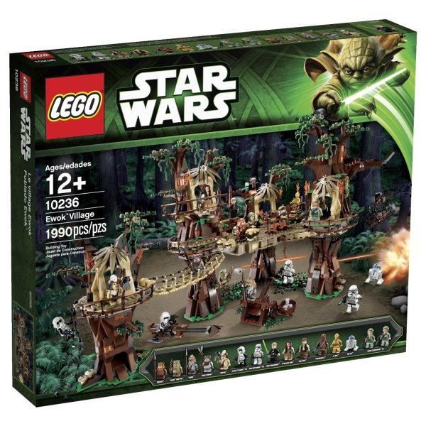 UPDATE: Galerie Kaufhof: Lego Ewok Dorf 10236 für 195,75 (PVG: 224,99)