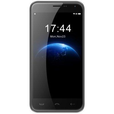 [CN]HOMTOM HT3 3G Smartphone  -  BLACK