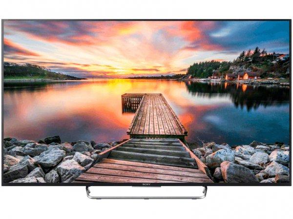 "SONY KDL75W855 für 2222.- EUR @ Saturn.de - 75"" 3D LED SMART TV / Full-HD / 800 Hz XR / Triple Tuner / Android TV / WLAN"