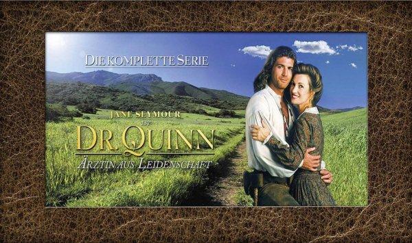 Dr. Quinn - die komplette Serie auf 37 DVDs @Saturn.de