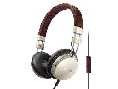 [Ebay]  Philips CitiScape Foldie SHL5505 On-Ear-Headset, 3,5 mm Klinke, creme-braun