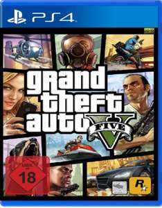 Grand Theft Auto 5 (GTA V) - PS4/XO -NETGAMES.de - 39,95€