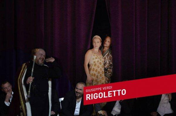 Stuttgart : 2.5.2016 -  Open Air - Live-Übertragung aus der Oper Stuttgart: Rigoletto (Eintritt frei)
