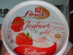 K Classic finee Fruchtjoghurt mild 1kg für 1,11€ bei Kaufland