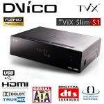 DViCO TViX HD Slim S1 Full HD Netzwerk-Media Player für 146€ @iBOOD