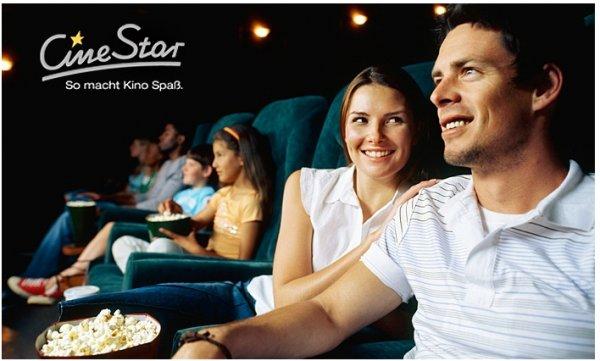 Cinestar - 5 Tickets für 20€ anstatt 50€ + 13% Qipu - neuer 20% Gutscheincode