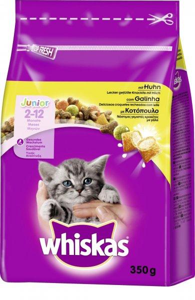 [GZG] Whiskas Trockenfutter bis 12kg gratis testen