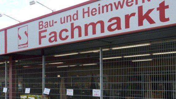 [Lokal Nördlingen] 20% auf alles bei Schurrer Baufachmarkt in Nördlingen