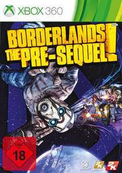 Borderlands: The Pre Sequel - Amazon [Xbox 360 | PS3]