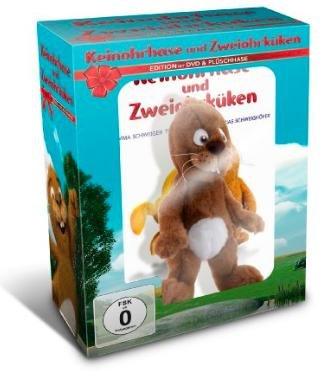 [Amazon Prime] DVD Keinohrhase und Zweiohrküken + Plüsch Hase (Kinderfilm) für 5€ statt ca. 11€