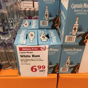 Captain Morgan white Rum Globus Einöd (Lokal)