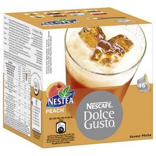 """Nescafé Dolce Gusto Kapseln """"Nestea Peach"""" für 2,99 € @ about-tea.de"""