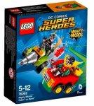 [bücher.de] LEGO Super Heroes 76062 - Mighty Micros: Robin vs. Bane für 7,99€, versandkostenfrei statt ca. 12€ (online) offline ca. 10€