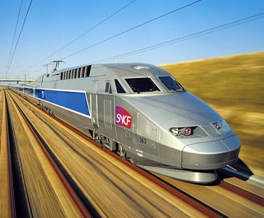 Mit TGV ab 29€ nach Südfrankreich!