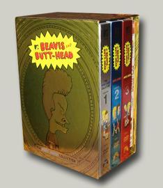 Beavis & Butthead: Complete Collection: 10 x DVD für 14.77€ @ HMV