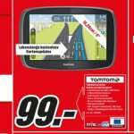 TOMTOM Start 60 EU Mobiles Navigationsgerät [LOKAL] Media Markt Gütersloh