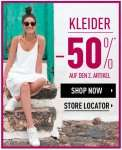 50% Rabatt auf das 2. Sommerkleid bei [Pimkie]
