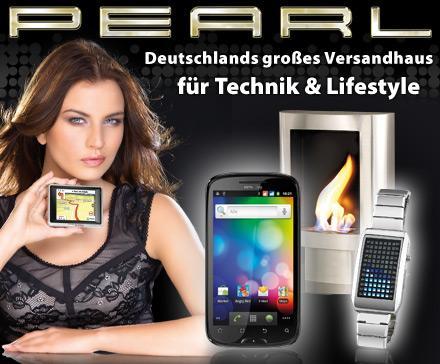Pearl Gutschein 25€ für 7,50€ @ dailydeal
