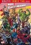 Kostenlose Comics sichern ab 25€ MBW