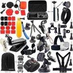 Amazon.de: Soft Digits Zubehör Bundle Set 40-in-1 Zubehör-Kit Zubehör für GoPro Hero für Outdoor-Sport