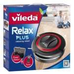 Vileda Relax Plus Staubsaugroboter mit Ladestation [vente-privee]