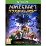 (TGC) Minecraft: Story Mode - A Telltale Games Series (Xbox One) für 15,20€