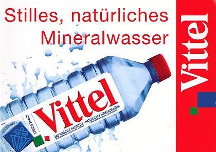 Vittel 1,5l für nur 0.39 € ! [Mineralwasser]