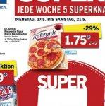 Dr. Ötker Ristorante Pizza bei Lidl für 1,75€ ab 17.05.