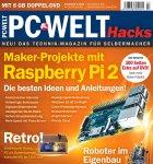 """PC-WELT Sonderheft HACKS 03/2016 """"Maker-Projekte mit Raspberry Pi 2"""" jetzt kostenlos herunterladen und 8,99€ sparen"""
