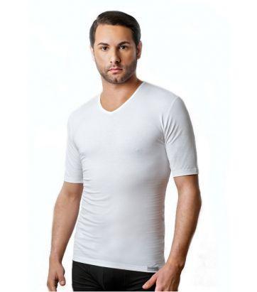 Unterhemd perfekt passend zu Olymp-Hemden. - Schaufenberger Businessunterhemden