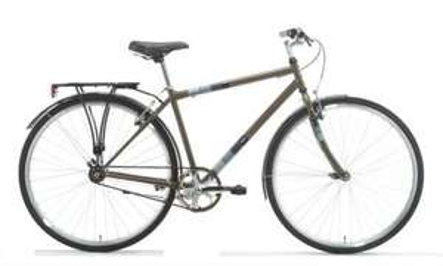 Herren Fahrrad HT Comfortbike Urban One 76,94€