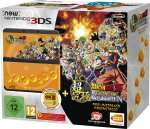 [Redcoon] Nintendo New 3DS im DBZ-Stil + Dragon Ball Z: Extreme Butoden für 144€