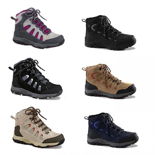 LANDS' END Trekking- Stiefel bzw. Trekkingschuhe für Damen und Herren für je nur 24,95 Euro inkl. Versand