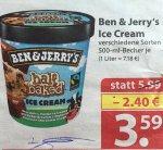 [Lokal - famila Wedel bei Hamburg] Ben&Jerryx27s 3,59€