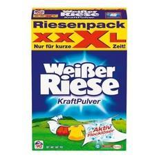 """[Lokal - tegut...] Weißer Riese """"XXXL"""" Packung Intensiv Color / Kraftpulver - 90 Wäschen -> 11,99€ (0,13€ / WL)"""