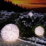 [Lampen] S-LUCE Mesh LED Drahtkugel (50-1000 LEDs) @Skapetze