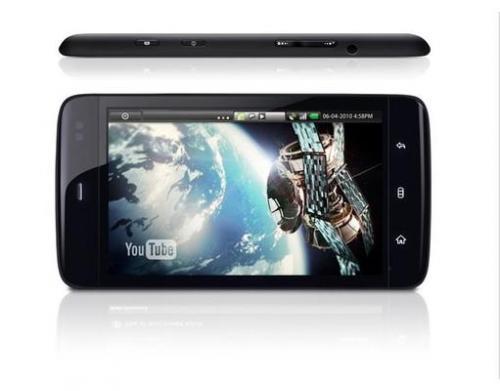 Dell Streak 5 Smartphone Tablet mit 5 Megapixel Kamera für 188,89 inkl. Versand