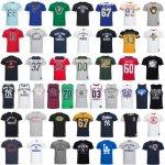 Ebay - Majestic Athletic Herren T-Shirt NFL NHL MLB Freizeit Tee Shirt XS - 2XL -wieder  erfügbar