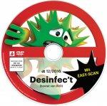 Desinfecx27t 2016 - Schad-Software auf PCs zuverlässig aufspüren & entfernen