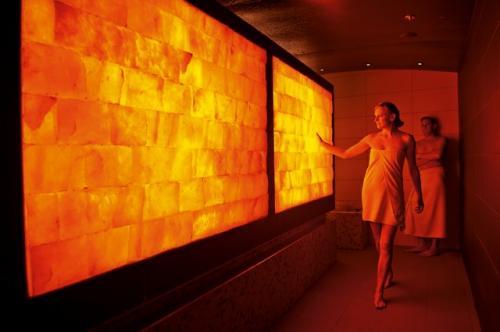 Saunawelt Vitarium in Bad Birnbach zum halben Preis