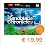 New 3DS Xenoblade Chronicles @ Saturn 19.99