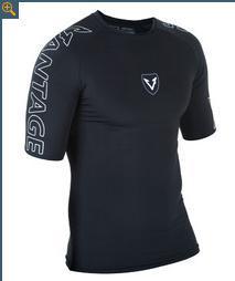 """[MMA] Vantage """"Team 2012"""" Rashguard - Halbarm für 12,89€ inkl. Versand"""
