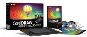 CorelDRAW Graphics Suite X5 (Vollversion) Limited Edition Bundle Version (mit hochwertigem Grafiktablett und Corel Painter)
