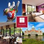 (eBay) Hannover - Übernachtung für 2 Personen inkl. Frühstück im 4* Leonardo Hotel