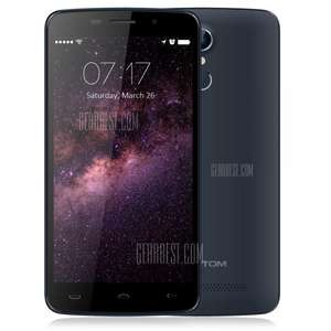 Homtom HT17 4G Phablet - 5,5 Zoll, Android 6
